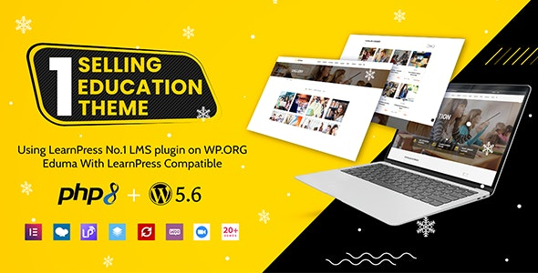 [Nulled] Eduma v4.3.6 - Education WordPress Theme