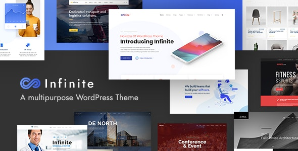 [Nulled] Infinite v3.4.0 - Multipurpose WordPress Theme