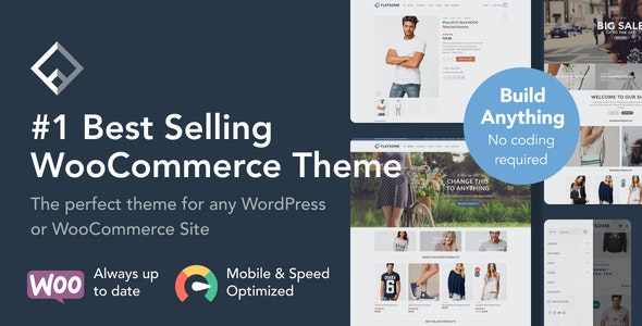 [Nulled] Flatsome v3.13.2 - Multi-Purpose Responsive WooCommerce Theme