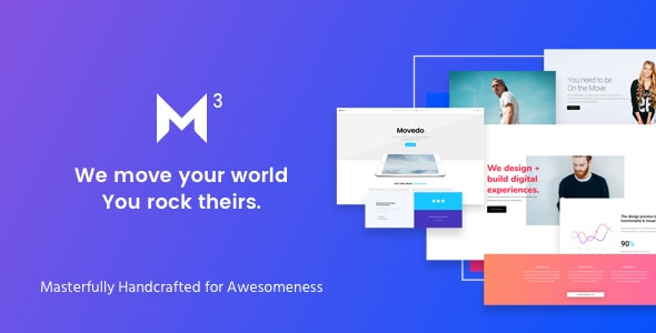 [Nulled] Movedo v3.4.2 - Responsive Multi-Purpose WordPress Theme