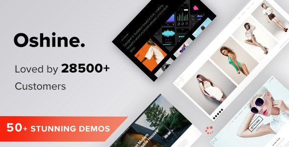 [Nulled] Oshine v6.9.9 - Creative Multi Purpose WordPress Theme