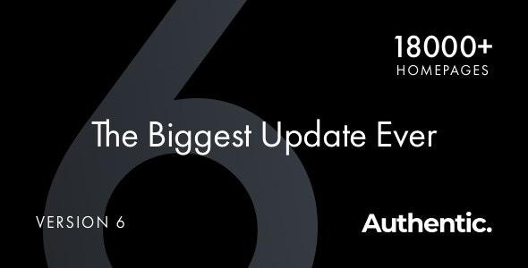 [Nulled] Authentic v6.2.5 - Lifestyle Blog & Magazine WordPress Theme