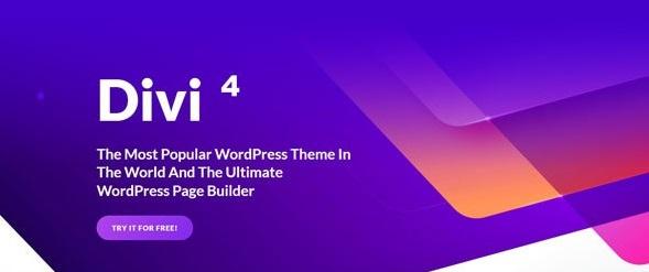 [Nulled] Divi v4.9.3 + Divi Builder - Elegant themes WordPress Theme + Plugin