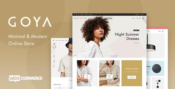 [Nulled] Goya v1.0.5.2 - Modern WooCommerce WordPress Theme